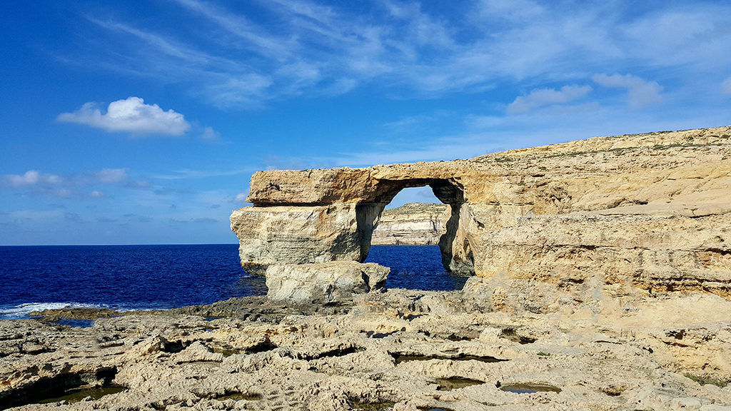RIP Azure Window, Malta.