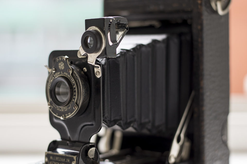 Chronicles of Using a 100-Year Old Camera
