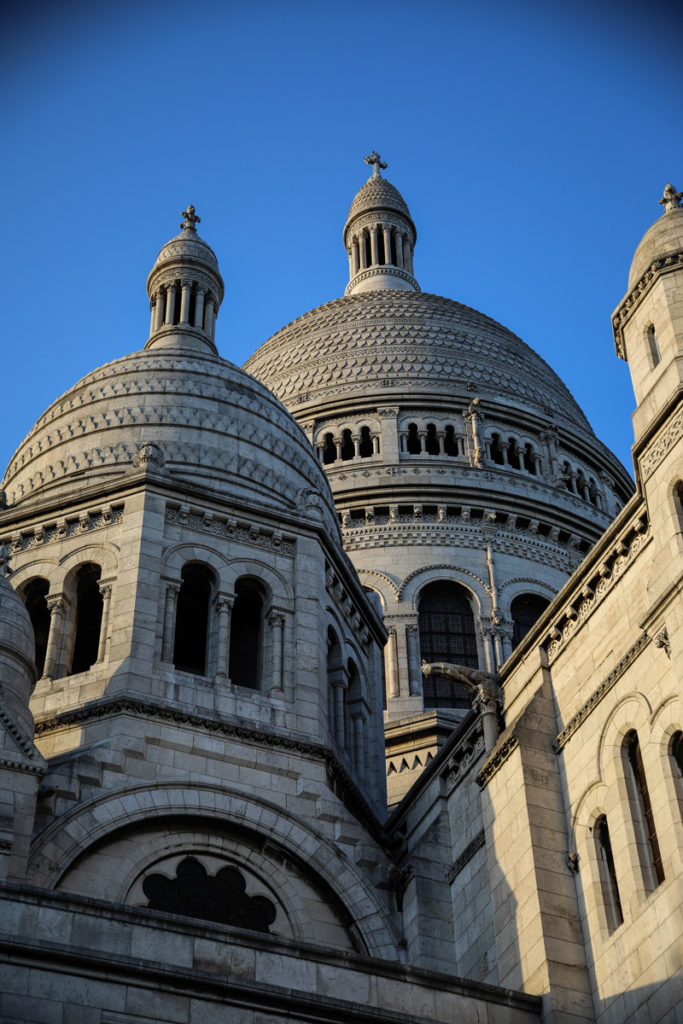 Sacré Coeur, Paris, France.