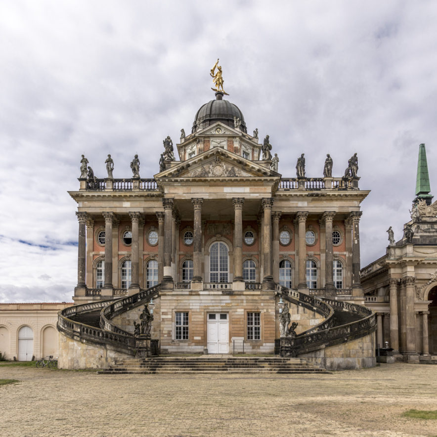 Potsdam, Germany.